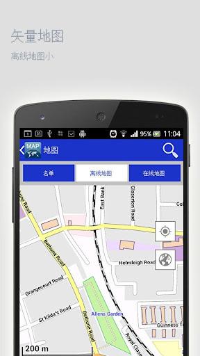 玩旅遊App|伏尔加河离线地图免費|APP試玩