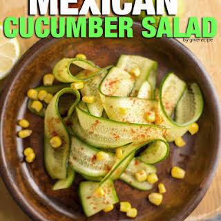 Mexican Cucumbers Recipes.