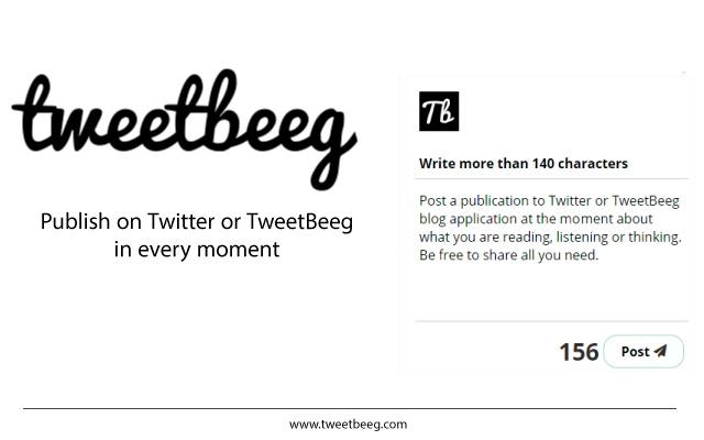 TweetBeeg