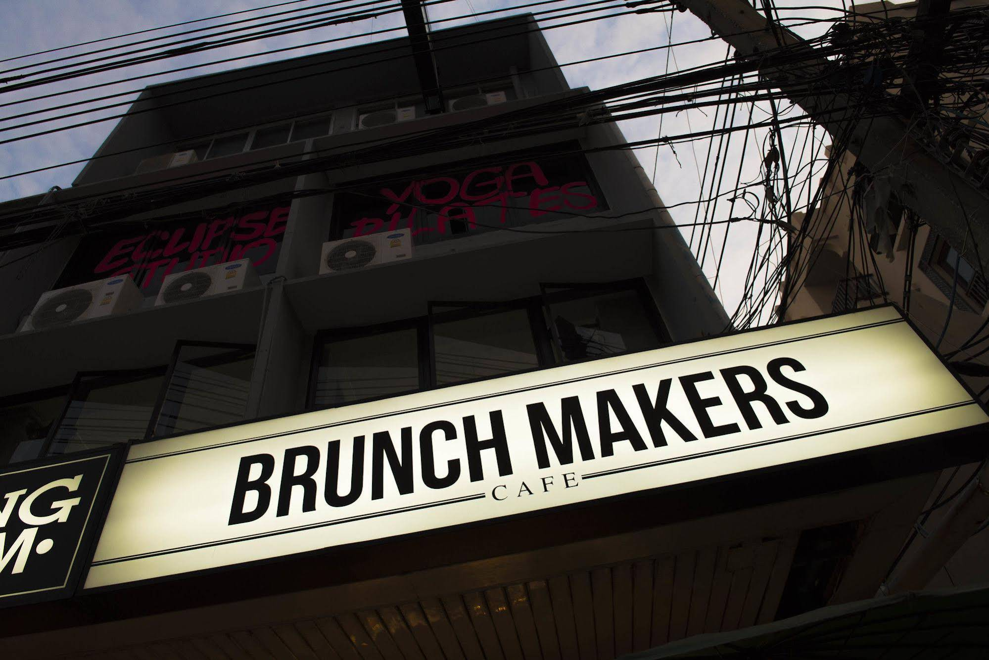 Brunch Makers Cafe and Hostel