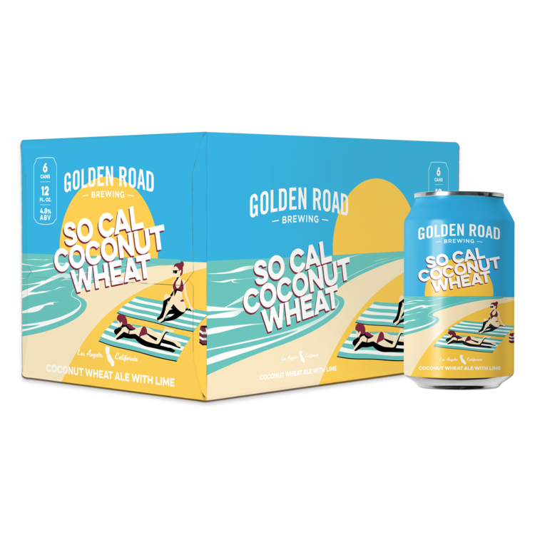 Logo of Golden Road So Cal Coconut Wheat