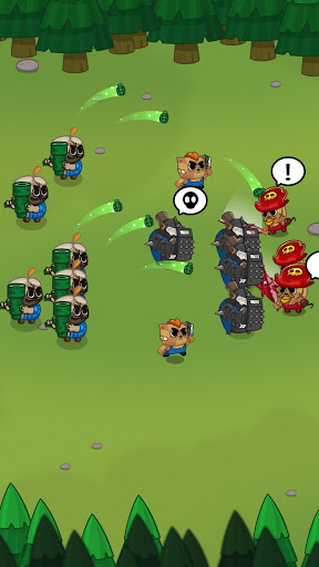 Cats Clash - Epic Battle Arena Strategy Game apkmr screenshots 5