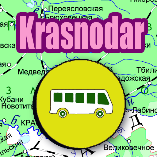 Krasnodar Bus Map Offline Google Play De Uygulamalar