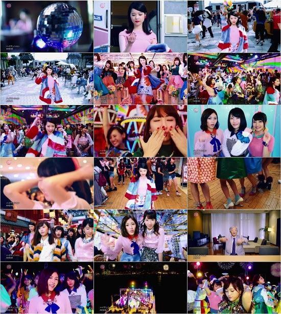 (PV)(1080i) AKB48 – ハイテンション (SSTV HD)