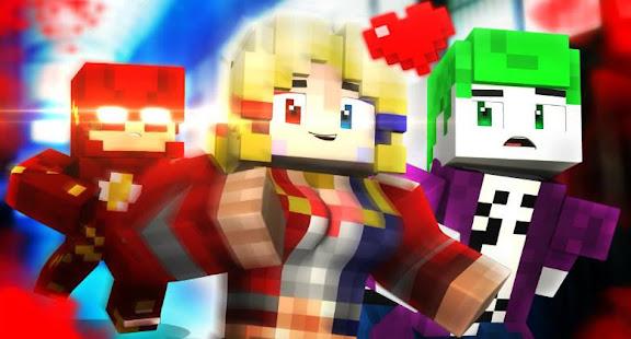 Joker Skin For Minecraft PE Google Playde Uygulamalar - Skins para minecraft pe joker