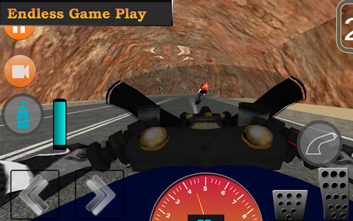 Motorbike Highway Racing 3D 1.0.2 Screenshots 2