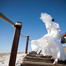 Wedding photographer Mikhail Kolosov (kolosovm). Photo of 25.01.2014