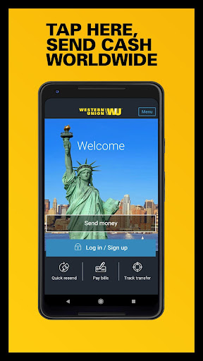Download Western Union US - Send Money Transfers Quickly MOD APK 1