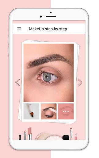 Makeup Tutorial step by step 1.3 Screenshots 6