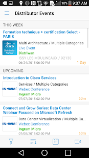 Cisco Disti Compass- screenshot thumbnail