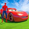 Super heroes Car Driving Simulator 2018 (Kids Fun)