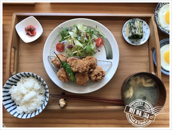小野食堂-唐揚炸雞定食