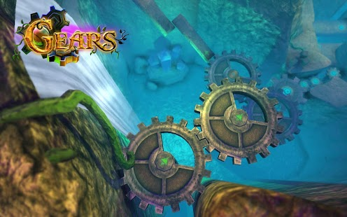 Gears - 3d Ball-Rolling Puzzle- screenshot thumbnail