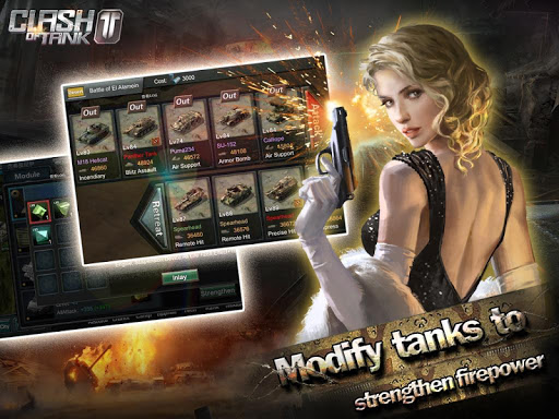 Clash of Tank screenshot 7