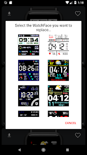 My WatchFace for Amazfit Bip v2.15.4 [Paid] APK 4