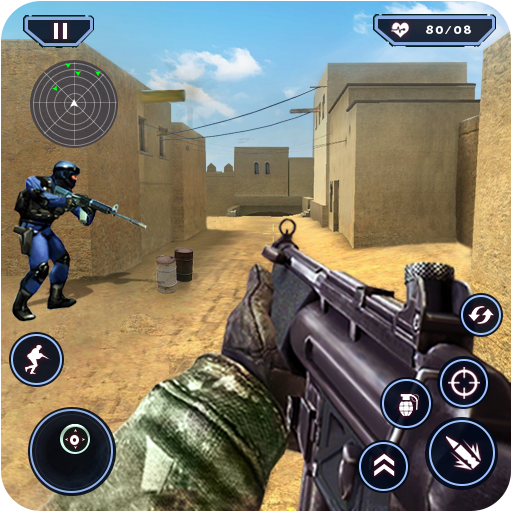 Army Anti-Terrorism Sniper Strike – SWAT Shooter 1.2.4 APK MOD