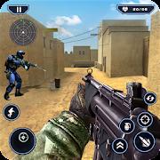Army Anti-Terrorism Sniper Strike - SWAT Shooter APK for Bluestacks