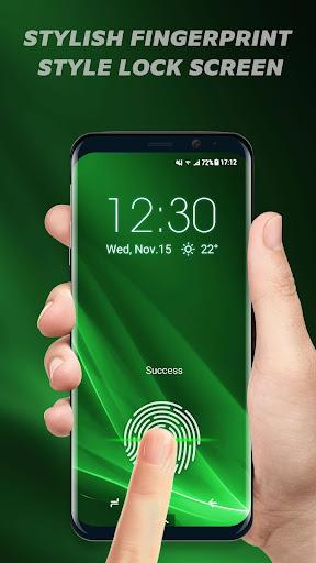 Fingerprint lock screen for prank--Touch ID 9.3.0.2041 screenshots 3
