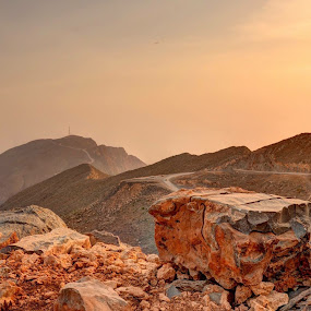 Rocky by Gopichand Kokirkar - Landscapes Mountains & Hills ( nature, dubai, sigma, uae, nikon d, landscape )