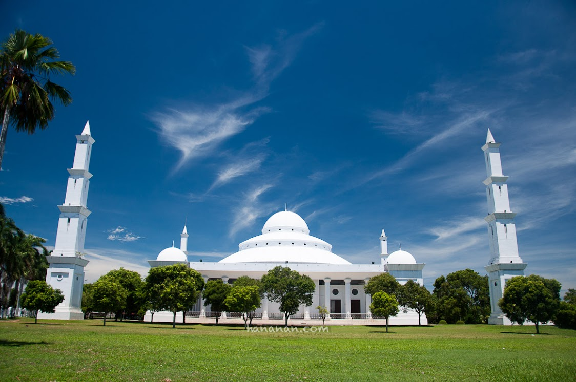 Mesjid Agung At-Taqwa, Bengkulu.