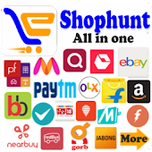 Shophunt- All in one Shopping