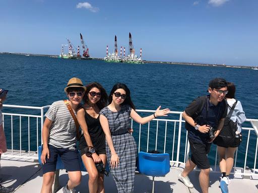 日本沖繩自強活動
