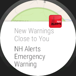 NH Alerts- screenshot thumbnail