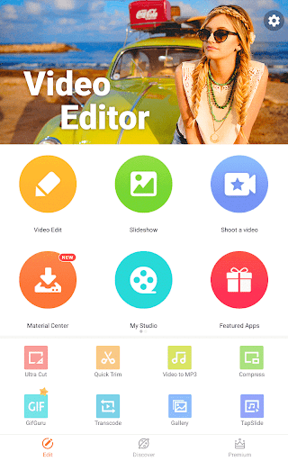 VideoShow Video Editor, Video Maker, Beauty Camera for PC
