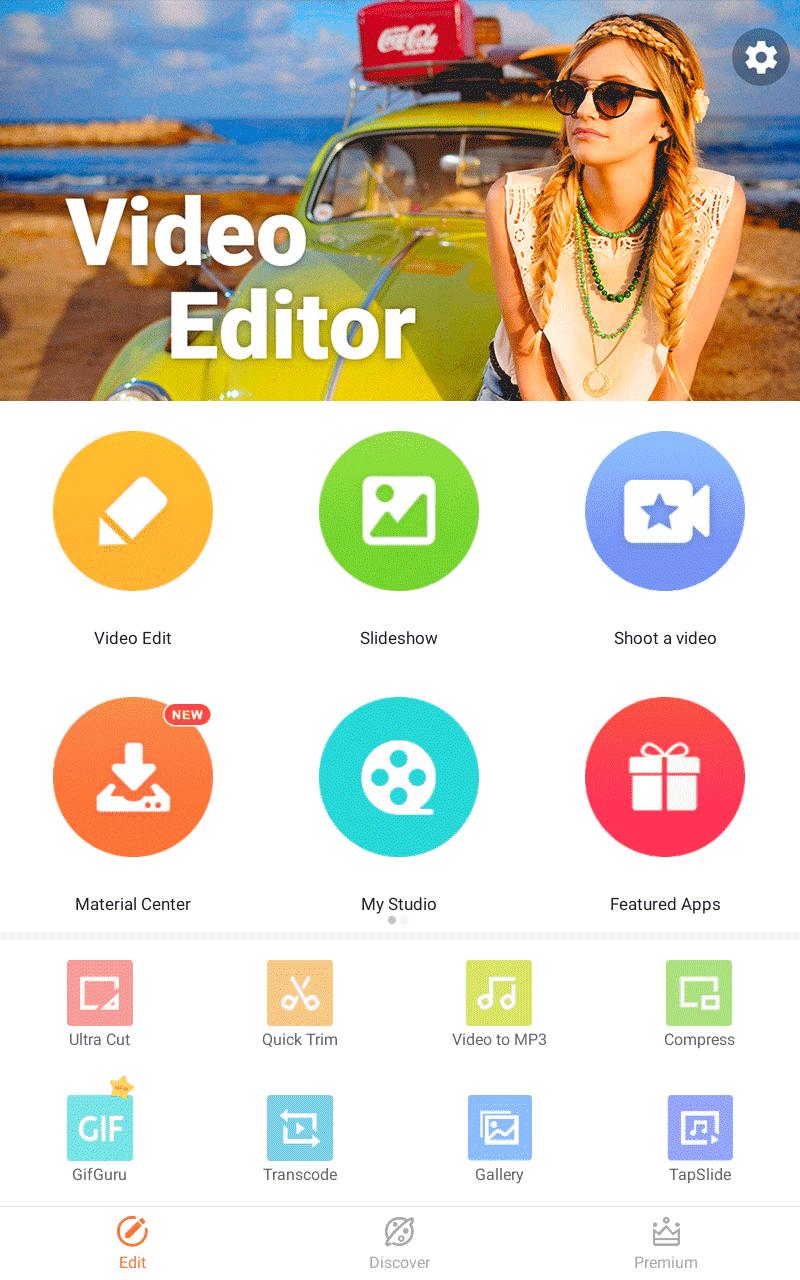 VideoShow-Video Editor, Video Maker, Beauty Camera Screenshot 16