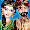 Indische Hochzeit Liebe mit arrangieren Ehe