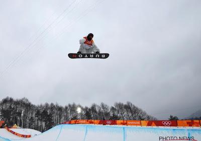 ? Snowboardlegende Shaun White zorgt voor thriller en pakt derde goud met fenomenale run