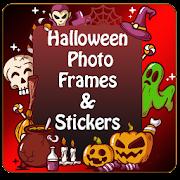 Halloween Photo Frames & Stickers APK