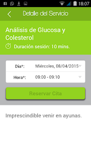 Farmacia y Parafarmacia Rodes screenshot 3