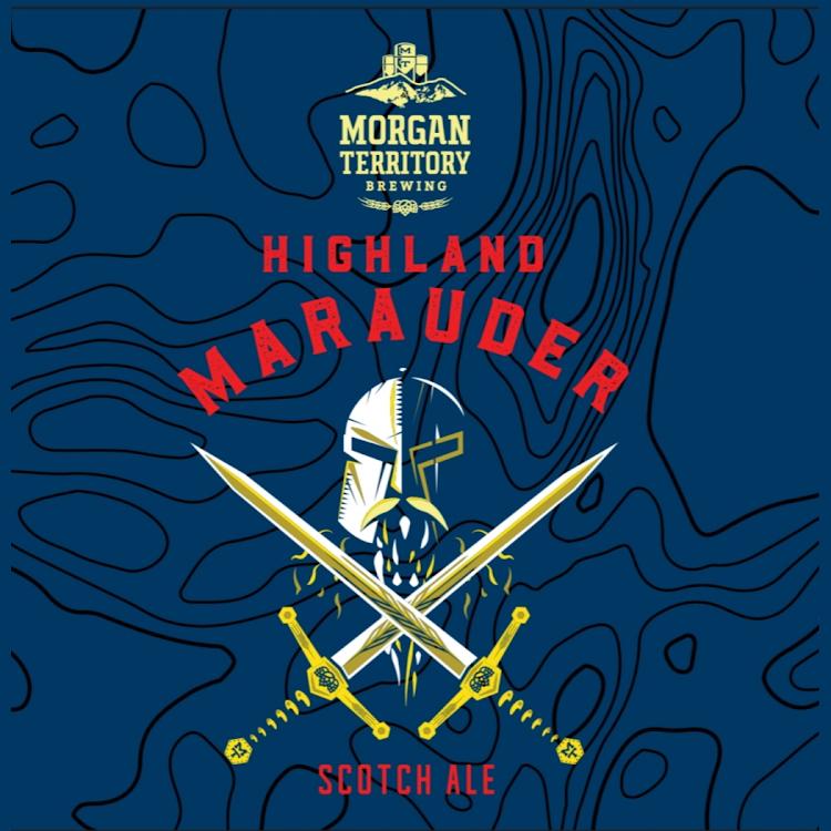 Logo of Morgan Territory Highland Marauder