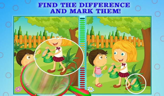 Spot The Differences For Kids - screenshot