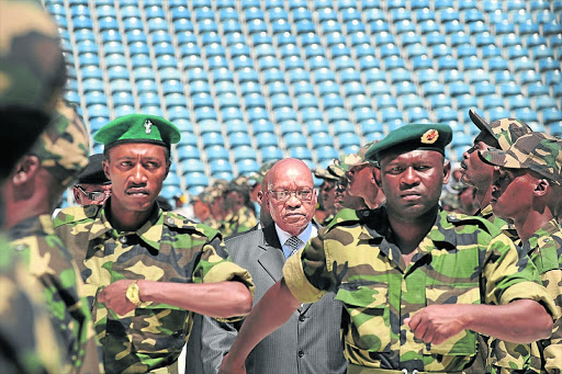 Image result for azapo soldiers