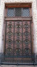 Photo: A főbejárat