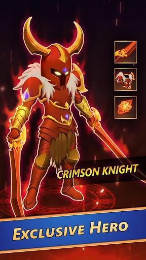 Knight War: Idle Defense Pro 1.0.8 screenshots 1