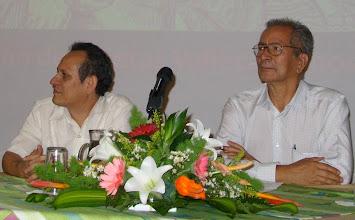 Photo: Humberto Jarrín Ballesteros y Rodrigo Escobar Holguín