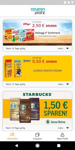 Couponplatz  screenshots 1
