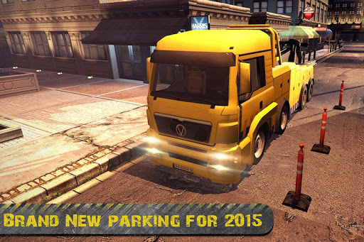 City Crane Parking Pro 2015