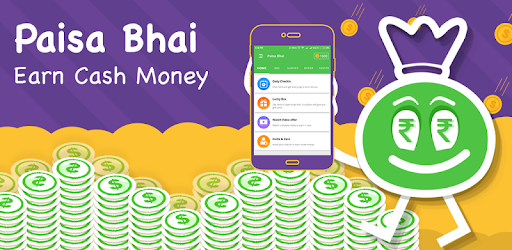 Paisa Bhai - Earn Money | Make Cash for PC