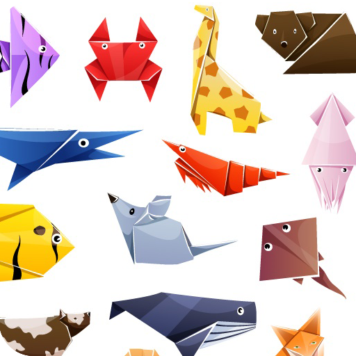 App Insights Origami Animals Apptopia - Origamis-animales