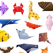 Origami animals Mod