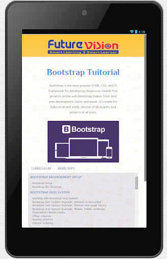 Learn Bootstrap Tutorials