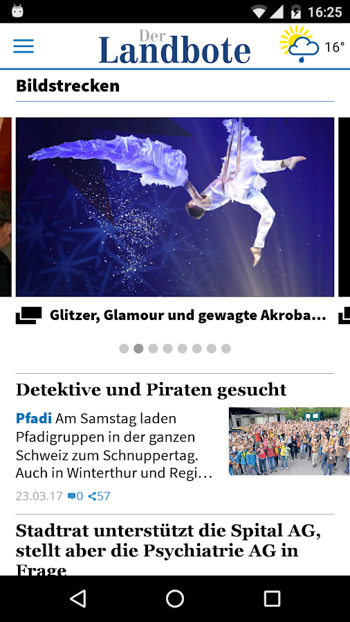 Der Landbote - Android Apps on Google Play