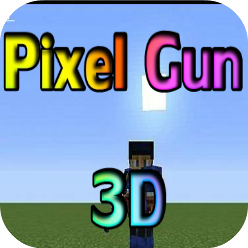 Pixel Gun 3D Mod for MCPE