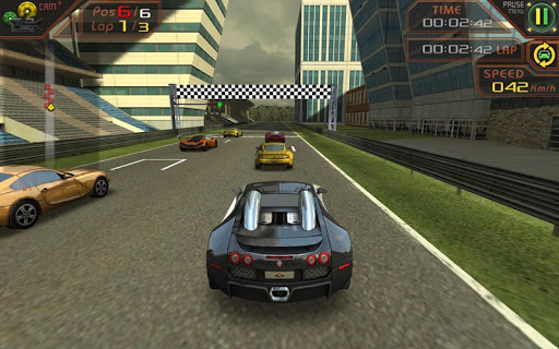 Hyper Cars 3D Racing