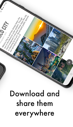 Art Portfolio: Create and download your portfolios screenshot 3