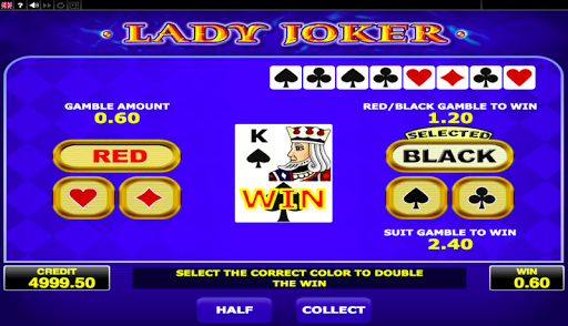 Lady Joker screenshot 3